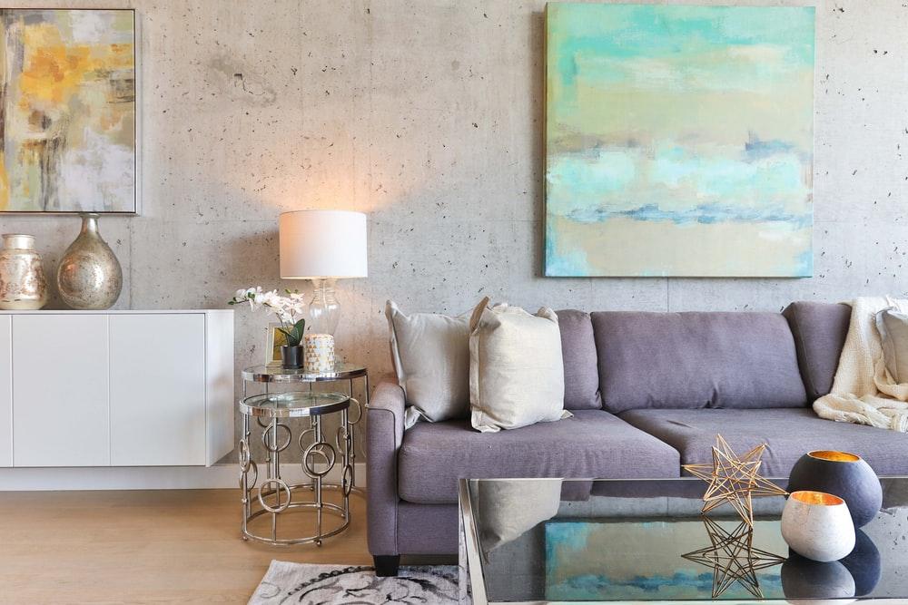 3 tiêu chí lựa chọn giấy dán tường cho phòng khách
