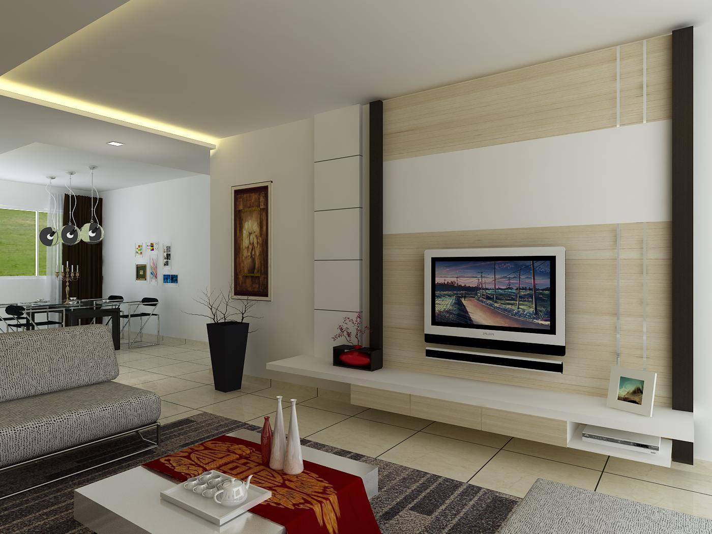 Giấy dán tường phòng khách đẹp cho căn hộ chung cư