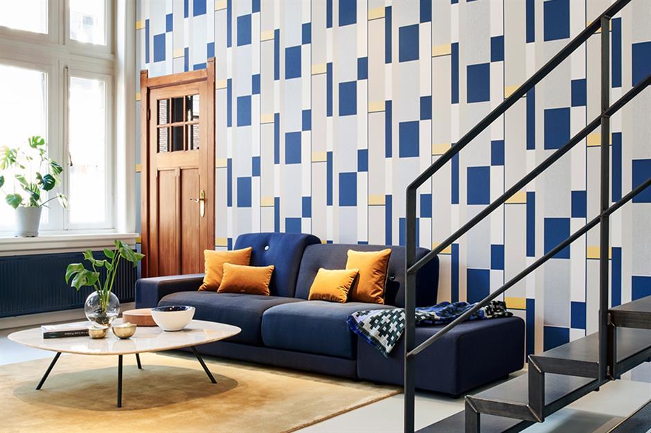 Vì sao nên chọn tranh dán tường khổ lớn cho không gian nhà